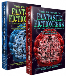 The PS Book of Fantastic Fictioneers [hardcover] edited by Pete Von Sholly